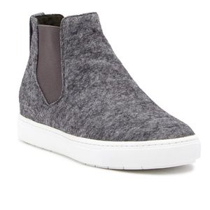 Vince Newlyn High-Top Gored Fashion Sneakers